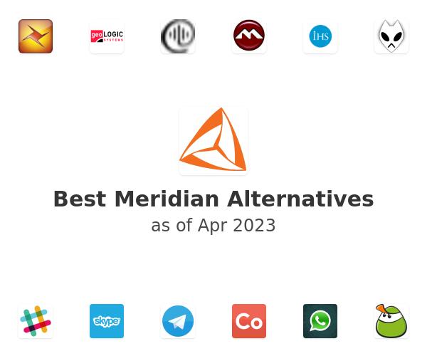 Best Meridian Alternatives
