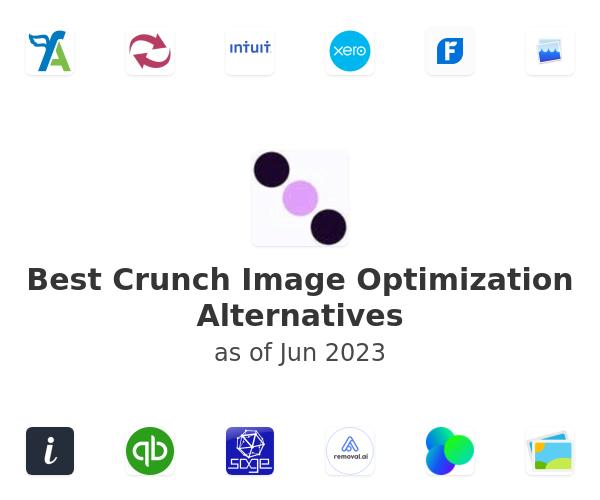 Best Crunch Image Optimization Alternatives