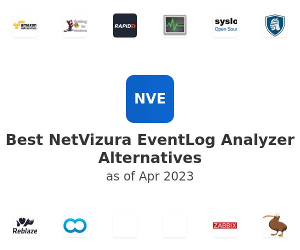 Best NetVizura EventLog Analyzer Alternatives