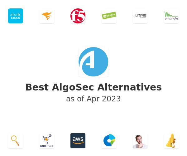 Best AlgoSec Alternatives