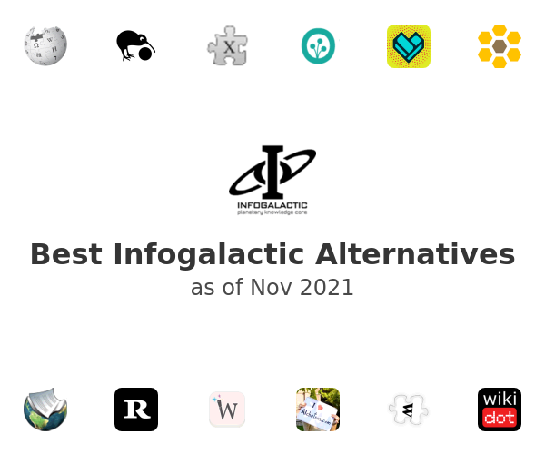 Best Infogalactic Alternatives