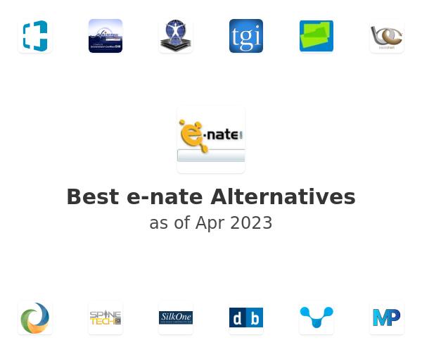 Best e-nate Alternatives