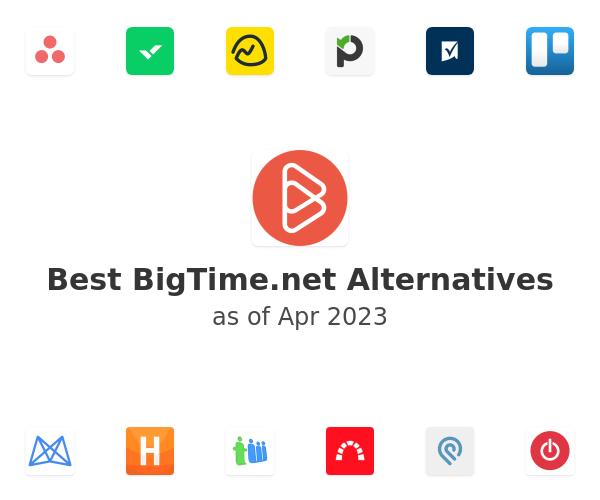Best BigTime Alternatives