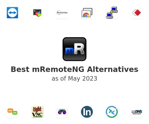 Best mRemoteNG Alternatives