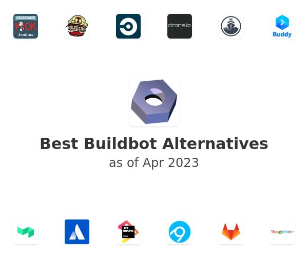 Best Buildbot Alternatives