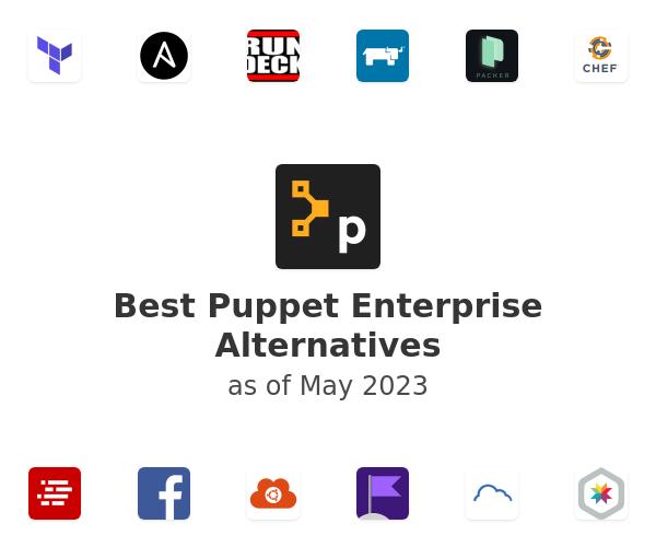 Best Puppet Enterprise Alternatives