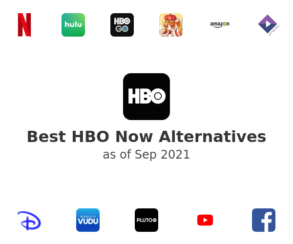 Best HBO Now Alternatives
