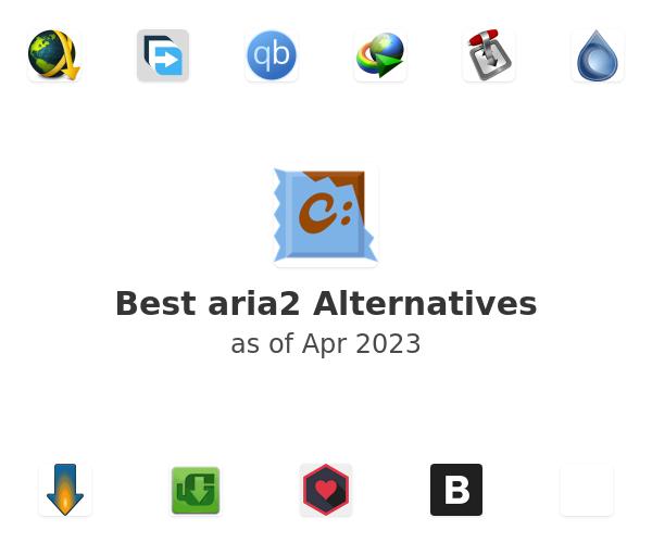 Best aria2 Alternatives