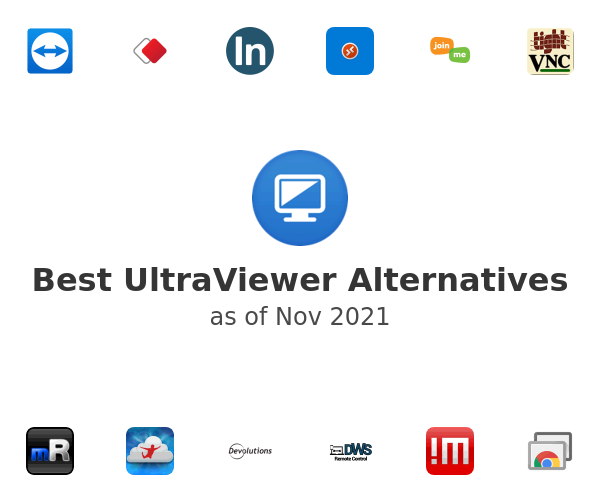 Best UltraViewer Alternatives