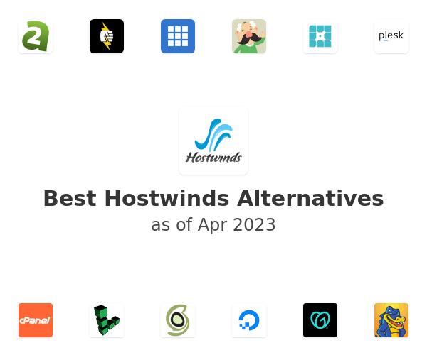 Best Hostwinds Alternatives