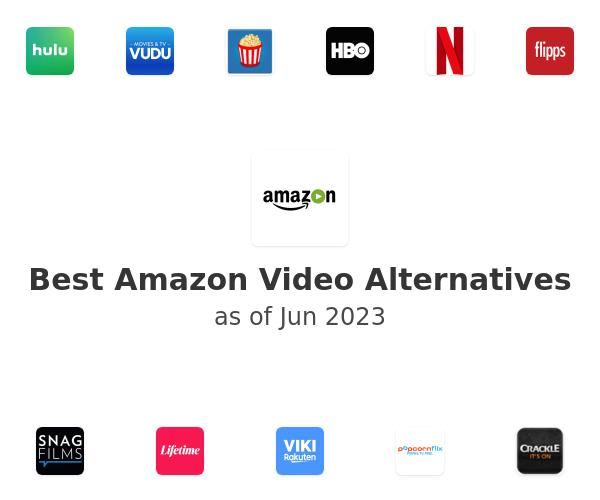 Best Amazon Video Alternatives
