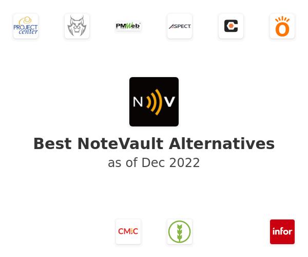 Best NoteVault Alternatives
