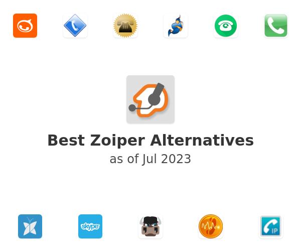 Best Zoiper Alternatives