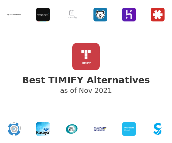 Best TIMIFY Alternatives