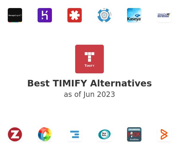 Best TIMIFY Alternatives