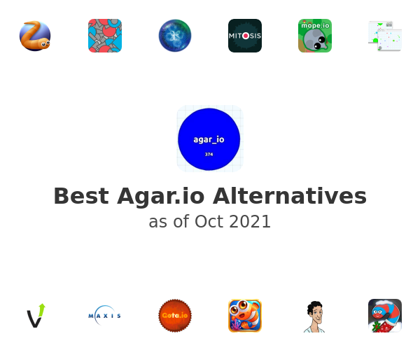 Best Agar.io Alternatives