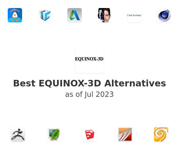Best EQUINOX-3D Alternatives
