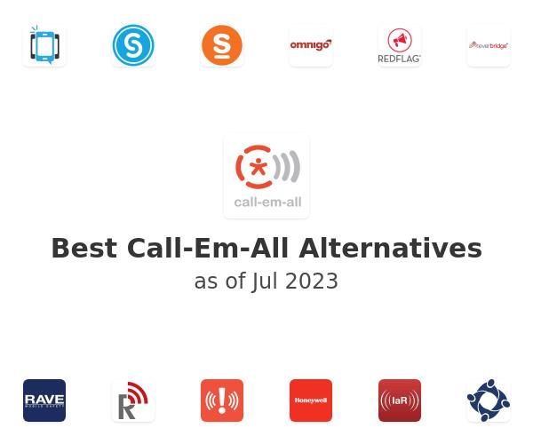 Best Call-Em-All Alternatives