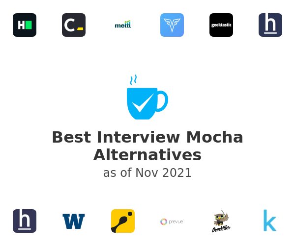 Best Interview Mocha Alternatives