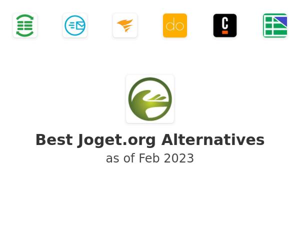 Best Joget Workflow Alternatives