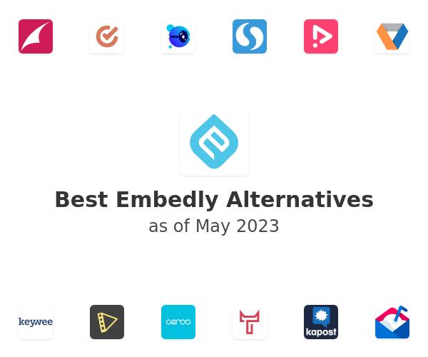 Best Embedly Alternatives