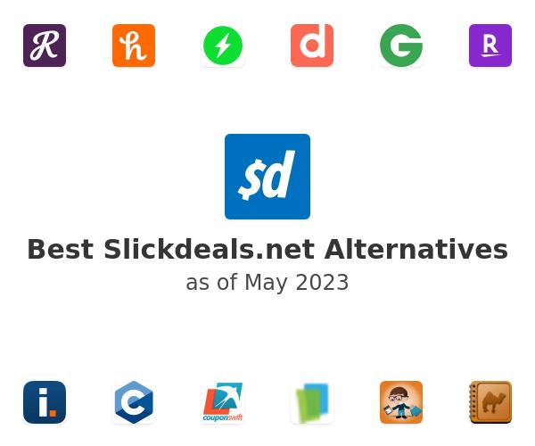 Best Slickdeals.net Alternatives