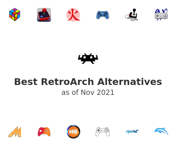 Best RetroArch Alternatives