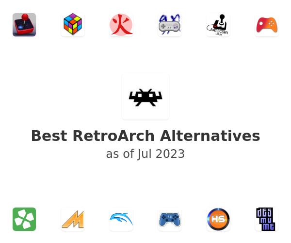 Best RetroArch Alternatives