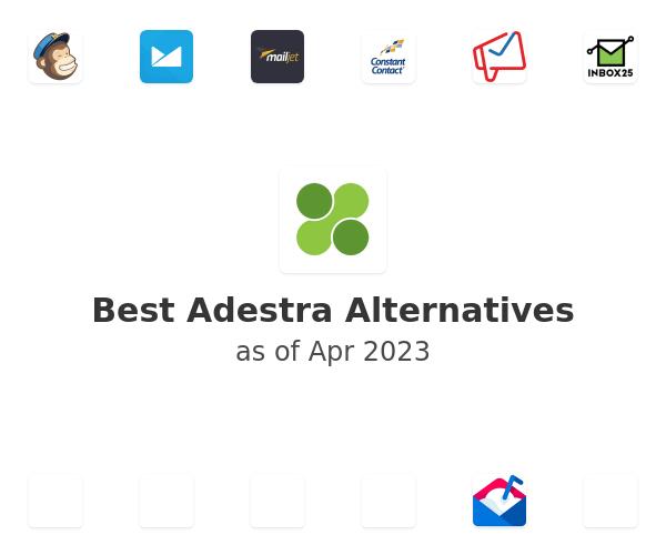 Best Adestra Alternatives