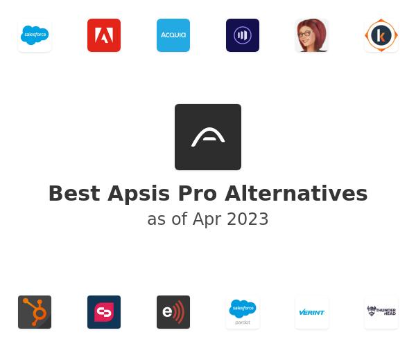 Best Apsis Pro Alternatives