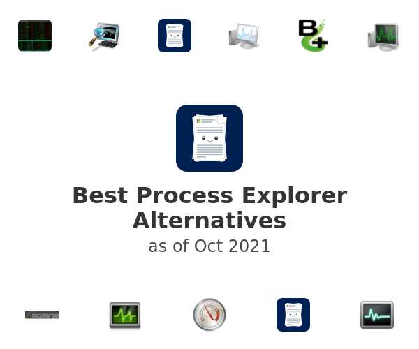 Best Process Explorer Alternatives