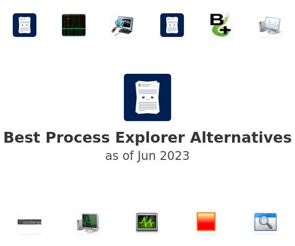 Best Process Explorer Alternatives