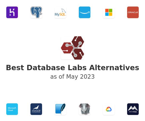 Best Database Labs Alternatives