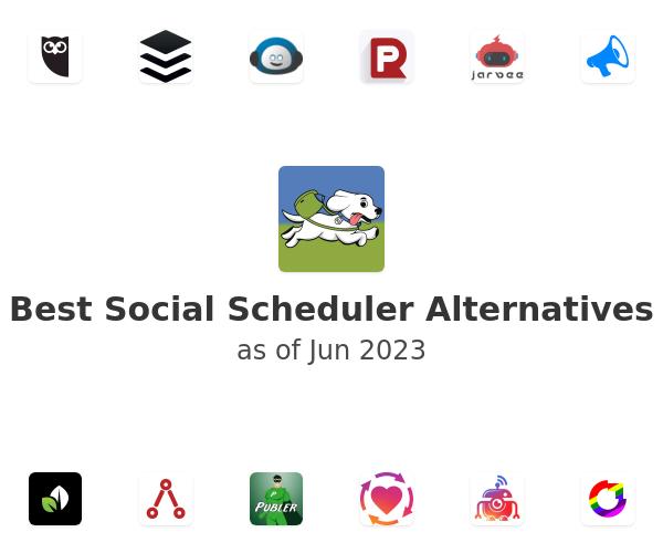 Best Social Scheduler Alternatives