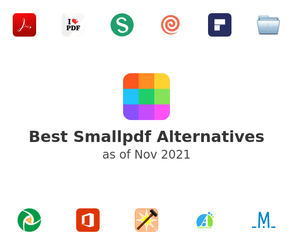 Best Smallpdf Alternatives