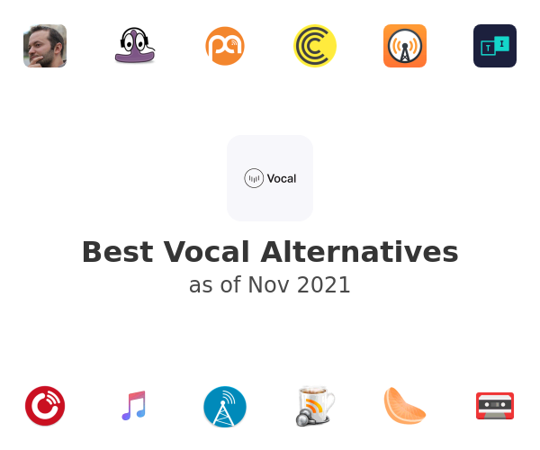 Best Vocal Alternatives