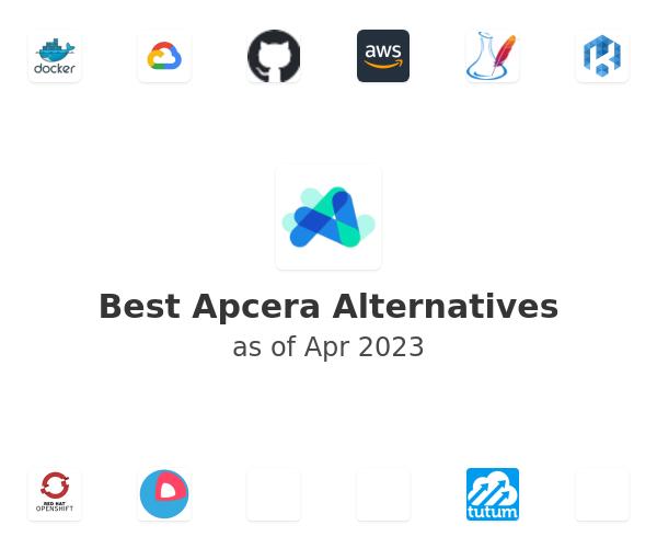 Best Apcera Alternatives
