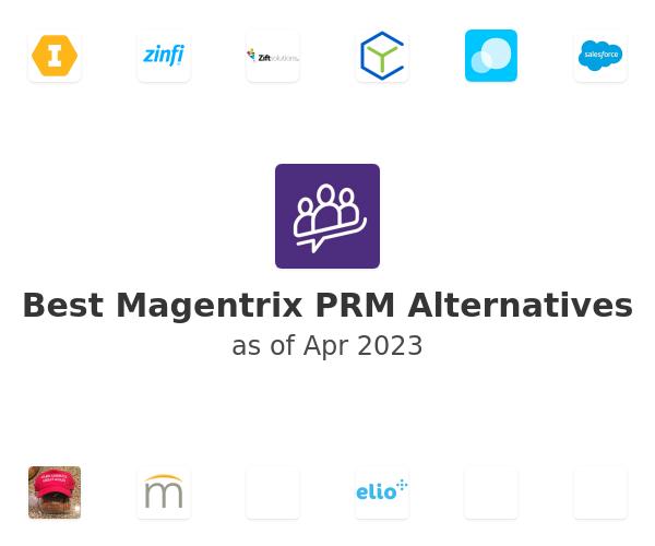 Best Magentrix PRM Alternatives