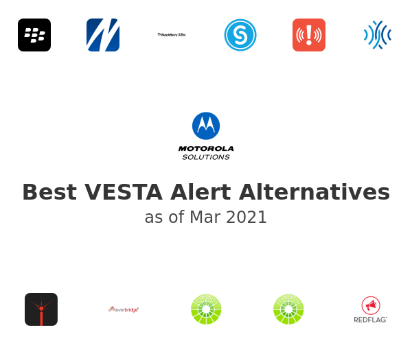 Best VESTA Alert Alternatives