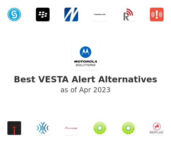 Best VESTA Alert Alternatives