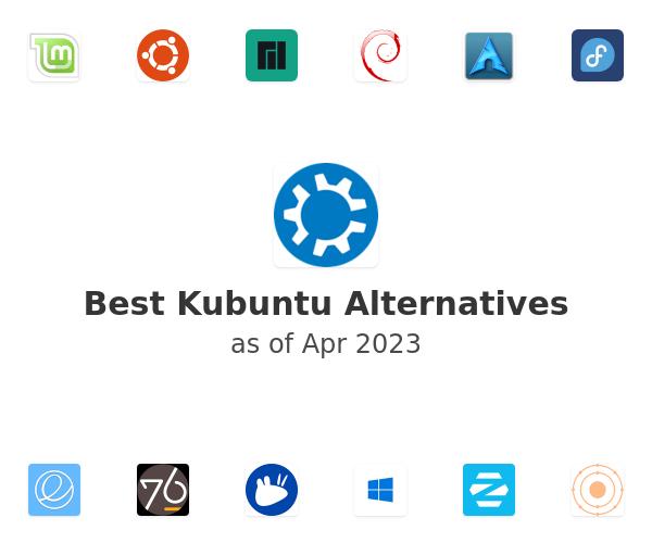 Best Kubuntu Alternatives