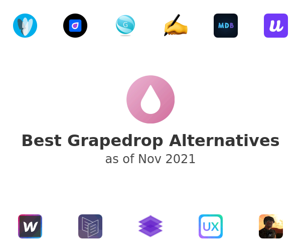 Best Grapedrop Alternatives
