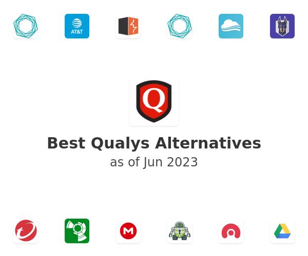 Best Qualys Alternatives