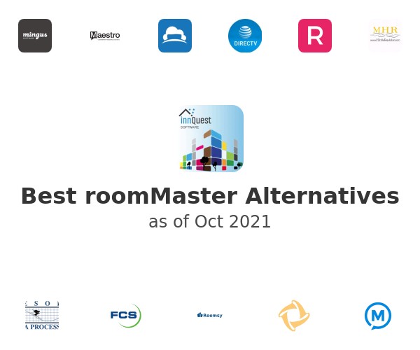 Best roomMaster Alternatives