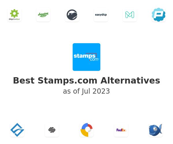 Best Stamps.com Alternatives