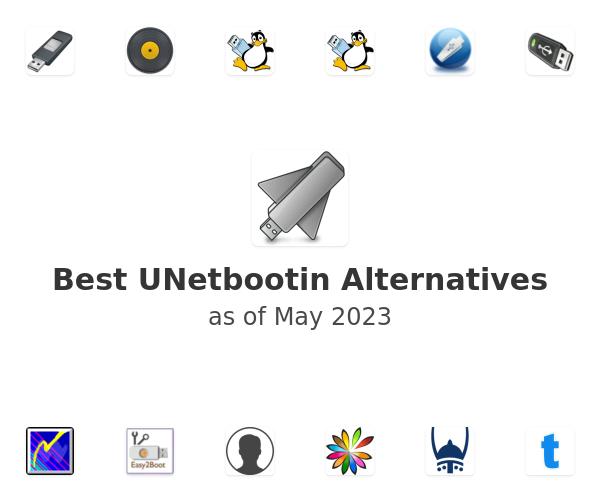 Best UNetbootin Alternatives