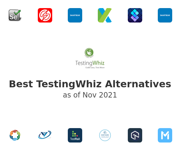 Best TestingWhiz Alternatives
