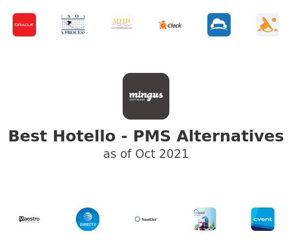 Best Hotello - PMS Alternatives