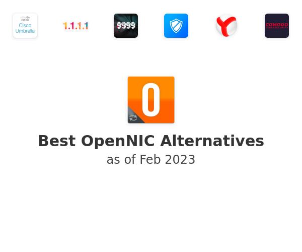 Best OpenNIC Alternatives
