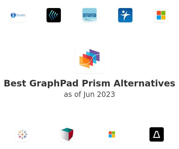 Best GraphPad Prism Alternatives